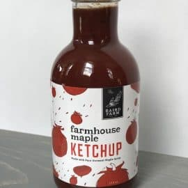 Baird Farm Vermont Maple Ketchup