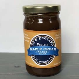 Vermont Maple Cream Caramel Sauce