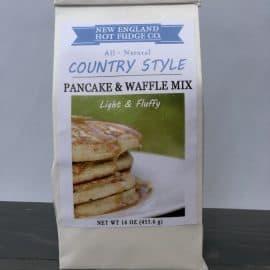 Vermont Country Style Pancake Mix Waffle