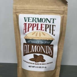 Apple Pie Spiced Roasted Almonds