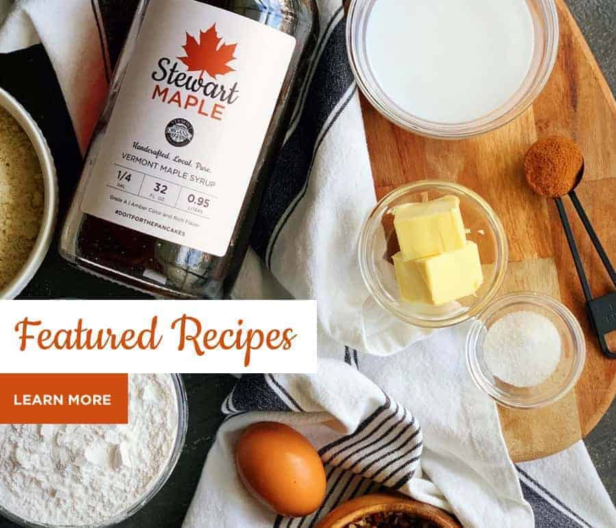 Forkd stewart maple recipes