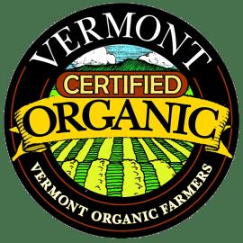 certified organic Vermont USDA VOFA