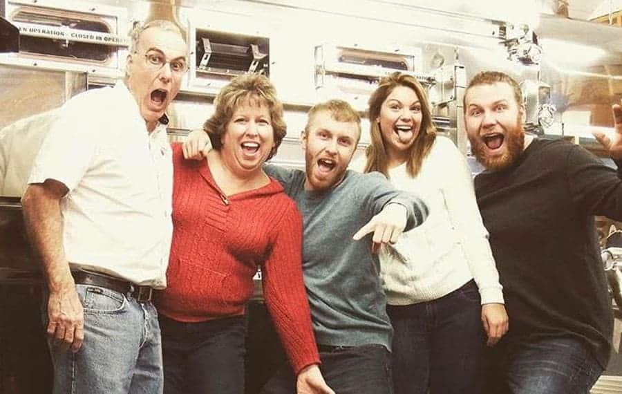 Stewart Maple Family