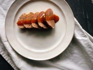 Maple Dijon Pork Tenderloin Recipe