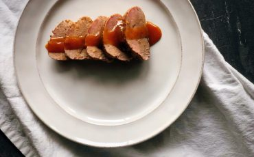 Maple Dijon Pork Tenderloin Recipe