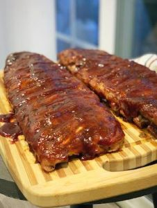 Maple BBQ Ribs