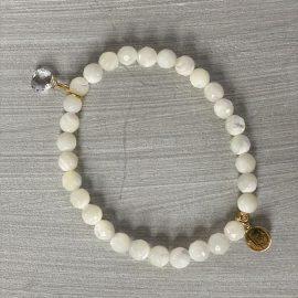 Royal Gemstone Stretch Bracelet