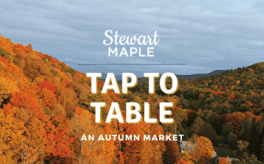 Tap To Table An Autumn Market